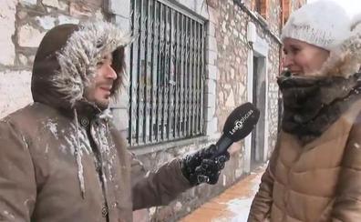 leonoticias.tv | En directo, el temporal y sus consecuencias desde Villamanín