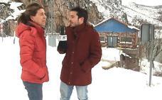 leonoticias.tv  Una mirada al 'invernal' al pantano de Barrios de Luna
