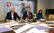 Mario Amilivia inaugura la Feria de Febrero de Valencia de Don Juan con 160 expositores