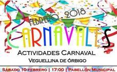 Magia, bailes y desfiles en el Carnaval de Villarejo de Órbigo