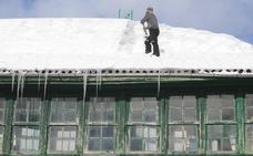 La invernal subida a Tarna