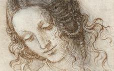 La luz ultravioleta revela lo que Da Vinci ocultó