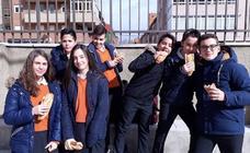 Bocadillos por solidaridad desde el Colegio Divina Pastora