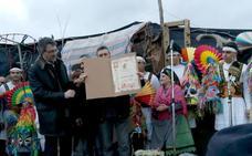 Velilla de la Reina albergará el Museo Transfronterizo del Carnaval y la Máscara