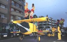 Más de 540 personas disfrutan en el desfile de Carnaval de Valencia de Don Juan
