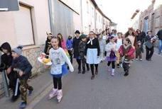 Lunes de Carnaval lleno de imaginación y colorido en Santa Marina del Rey