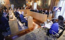 Solo Ciudadanos se desmarca del «histórico» Plan Provincial de la Diputación de 51 millones de euros