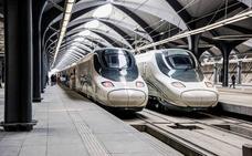 El AVE logra un nuevo récord al sumar 21,1 millones de viajeros