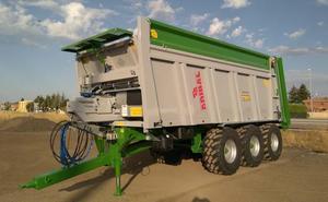 Anibal Reyma, el éxito en diseño y fabricación de maquinaria agrícola