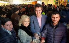 Broche de oro a la Feria de Febrero de Valencia de Don Juan con más de 25.000 visitantes
