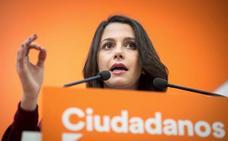 Arrimadas mueve ficha para desbloquear la investidura catalana