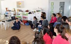 Docentes «apasionados» con el método Montessori