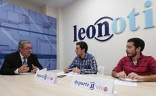 Ángel Rivero: «La lucha leonesa está siendo un sainete constante»