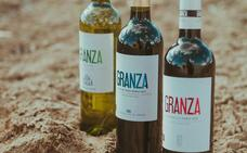 El vino ecológico Granza utiliza residuos de uva para sus etiquetas