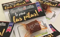 El Colegio La Anunciata 'se pone las pilas' con el chorizo de León