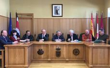 La Junta reitera el compromiso de conservación de la concentración parcelaria en Santa Colomba por más de un millón de euros