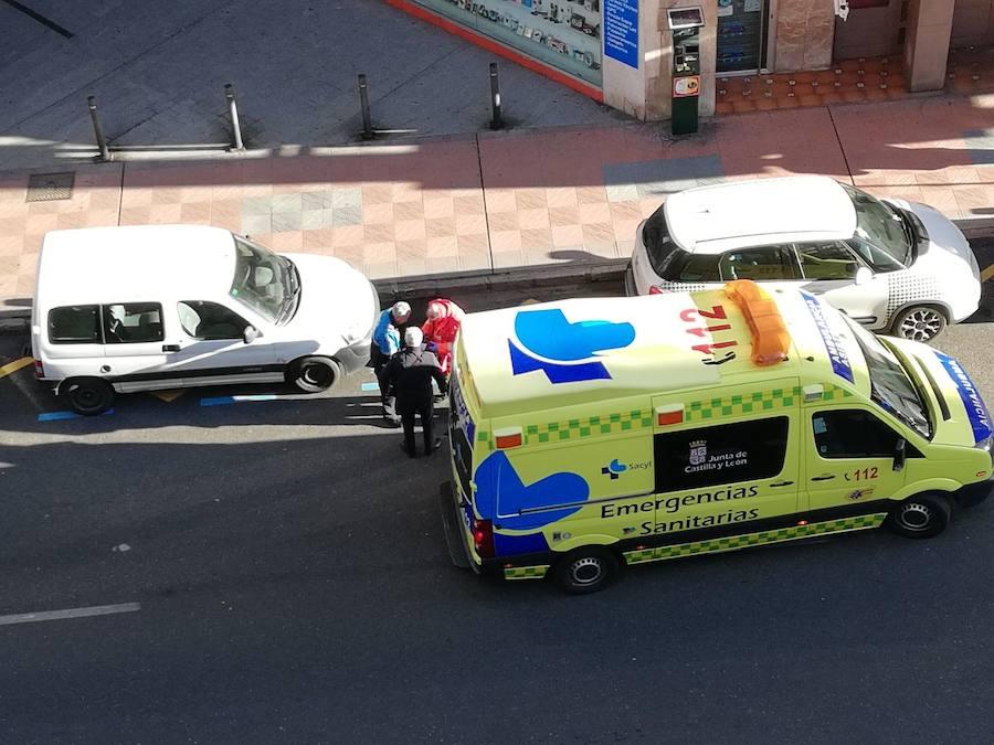 Imágenes del atropello vivido en la avenida República Argentina