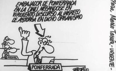 Coalición por El Bierzo pide que Ponferrada dedique una calle al gran Forges