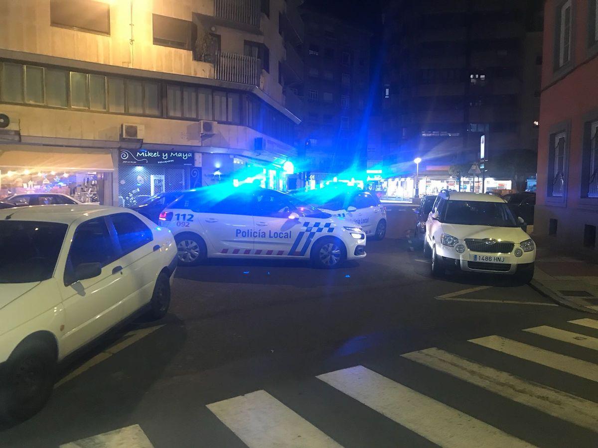 Incendio en una cocina de un bar en León