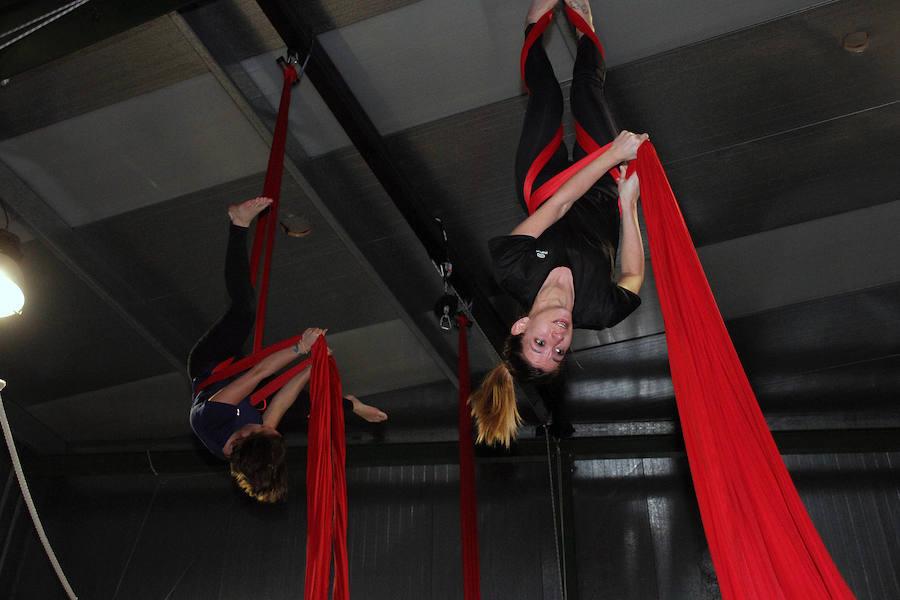 Un circo urbano en León capital