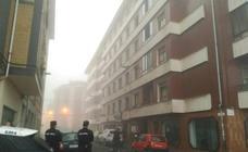 Un fallecido y dos heridos muy graves, entre ellos una niña de 5 años, en un incendio en Asturias
