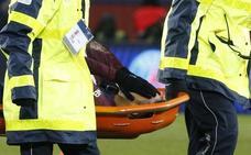 El tobillo de Neymar amenaza con torcer la temporada del PSG