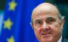 La Eurócamara avala la candidatura de De Guindos para el BCE