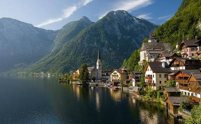 Pueblos de cuento en los Alpes austriacos