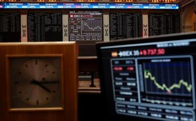 El Ibex-35 arranca marzo por debajo de los 9.800