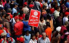 Venezuela celebrará el 20 de mayo unos controvertidos comicios presidenciales