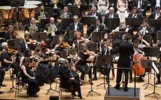 La Sinfónica de Castilla y León se queda huérfana