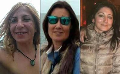 Los investigadores descartan que haya relación entre las desapariciones de las tres asturianas