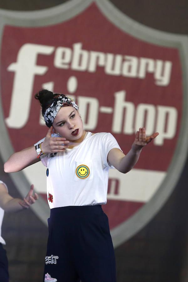 February Hip-hop
