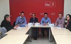 El PSOE llevará a las instituciones el aumento de personal que los sindicatos reclaman en Villahierro