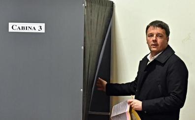 Renzi renuncia como líder del Partido Democrático tras el varapalo electoral