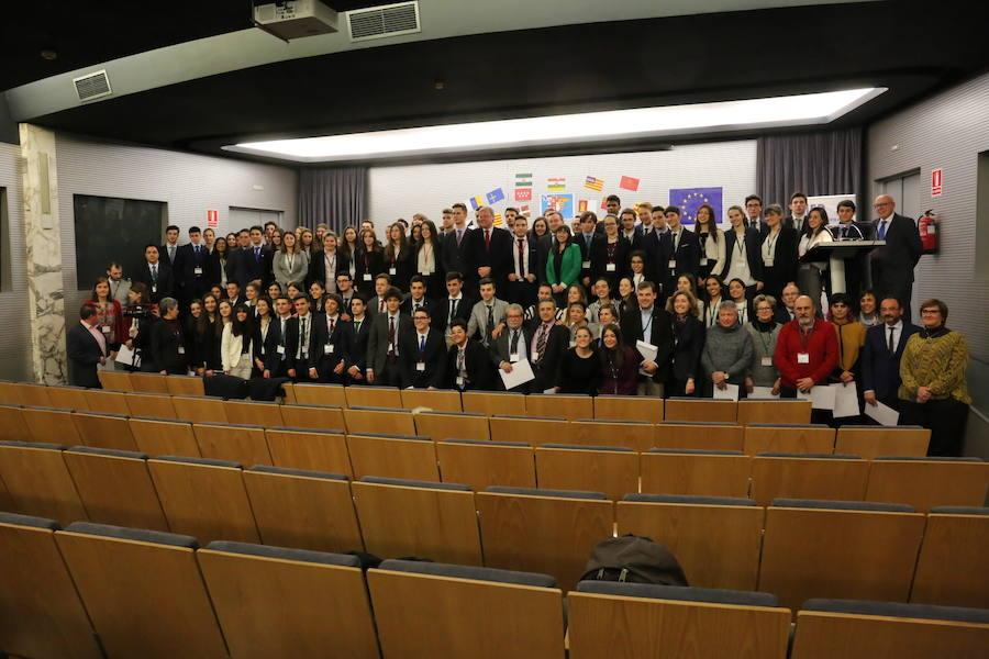 XVIII Sesión Nacional del 'Modelo Parlamento Europeo'