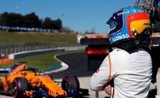 Los fantasmas no se van de McLaren