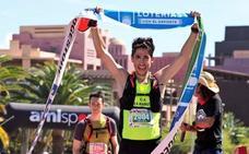 Pablo Villa, candidato a mejor atleta nacional de febrero