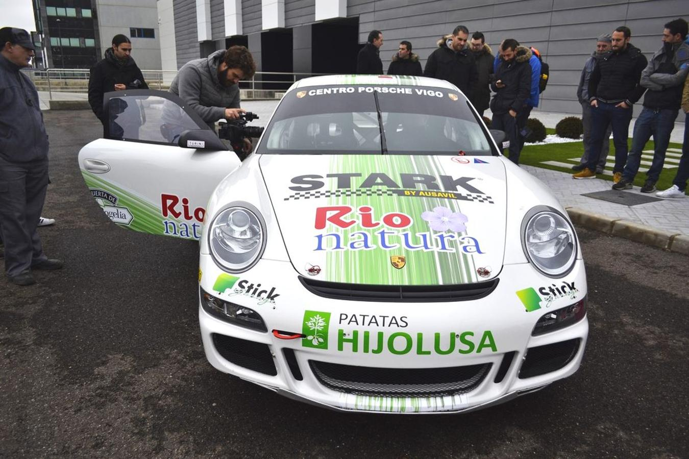 Porsche 911 GT3, patatas Hijolusa