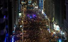 Más de un millón de personas en una manifestación «histórica»