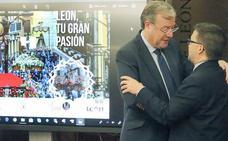 El Metro de Madrid ofrecerá 32 imágenes de la Semana Santa de León a 33 millones de usuarios