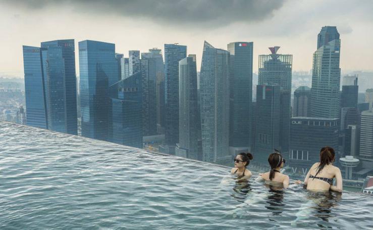 Así son las mejores piscinas del planeta