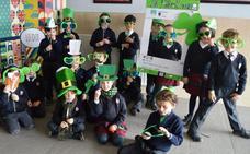 Peñacorada se viste de verde para celebrar Saint Patrick