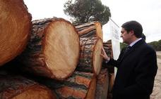 Suárez-Quiñones resalta que el aprovechamiento de los 3.518 montes de utilidad pública genera 45,5 millones anuales