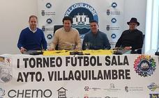 Presentado el primer torneo de Fútbol Sala Ayuntamiento de Villaquilambre