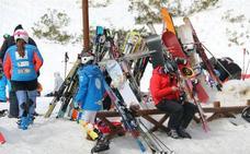 La Diputación amplía la temporada de las Estaciones de Esquí hasta el 23 de abril