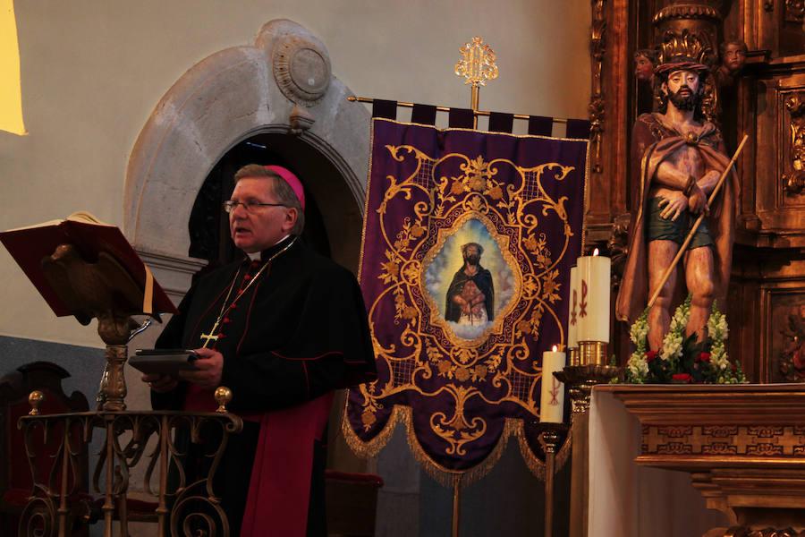Pregón de la Semana Santa de Santa Marina del Rey