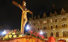 La provincia se entrega al Rosario de Pasión del Lunes Santo