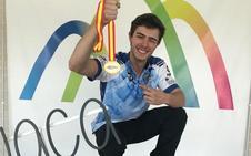 Edu de Paz y el Txuri Berri, campeones de España de curling