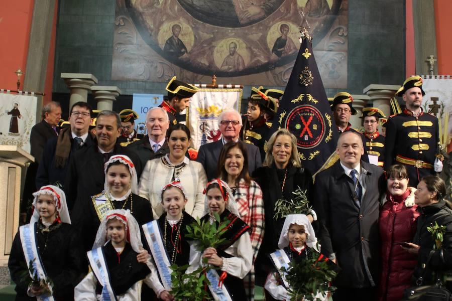 La Semana Santa de La Coruña 'cuenta' con León